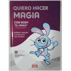 LIBRO T/DURA QUIERO HACER MAGIA