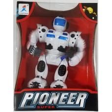 ROBOT A PILA C/LUZ 14137