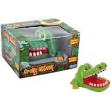 CROCKY ATTACK GAME DITOYS 2150
