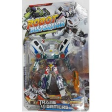 ROBOT TRANSFORMER AUTO 876934