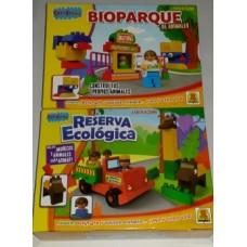 JUEGO AUXILIO/RESRVA/RURAL/VOLCADOR IMPLAS