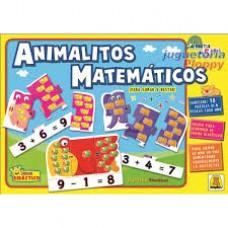 JUEGO ANIMALITOS MATEMATICOS  70 IMPLAS