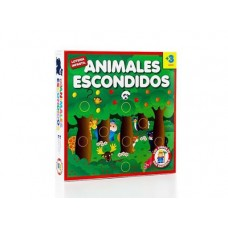 JUEGO ANIMALES ESCONDIDAS RUIBAL