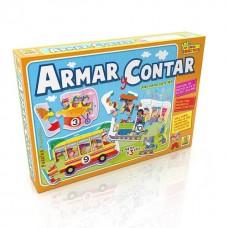 JUEGO ARMAR Y CONTAR 71 IMPLAS