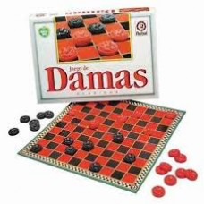 JUEGO DAMAS GREEN BOX RUIBAL