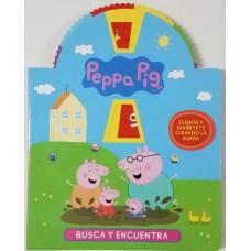 LIBRO BUSCA Y ENCUENTRA PEPPA PIG