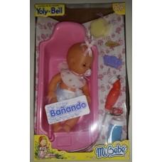BEBE YOLY BELL BANANDO C/DUCHADOR 160