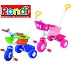 RONDI TRICICLO BODY METAL SPORTY 3075/3500