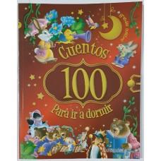 LIBROS 100 CUENTOS PARA IR A DORMIR