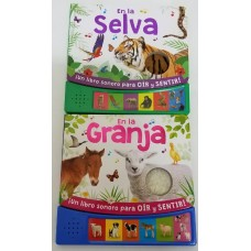 LIBRO MUSICAL T/DURA GRANJA/SELVA