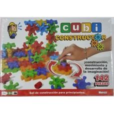 CUBI COSNTRUCTOR X142PZAS 1412