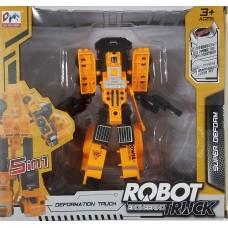 ROBOT TRANSFORMER E/CAJA 01430