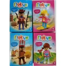 FLOKYS SURT. 2000/2001/2002/2006/2007/2008