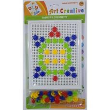 JUEGO DE AJEDREZ EN CAJA MADERA 745/5160