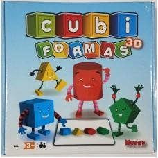 JUEGO CUBIFORMAS 3D 1070