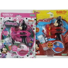 BURBUJERO MICKEY/MINNIE DITOYS