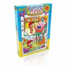 PUZZLE CHANCHITO34/CAPERUCIA032
