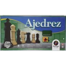 JUEGO DE AJEDREZ C/TAB. 40X40 154 PLASTIGAL