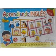 JUEGO APRENDIENDO INGLES 315 IMPLAS