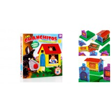 JUEGO CHANCHITOS CONSTRUCTORES RUIBAL