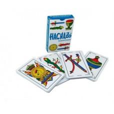 NAIPE HACHAZO X50CARTAS