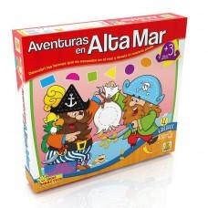 JUEGO AVENTURAS EN ALTA MAR IMPLAS 424