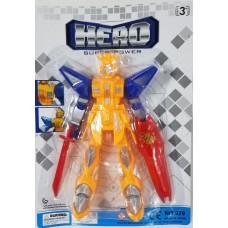 ROBOT CON LUZ E/BLISTER 10572
