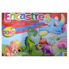 ENCASTRE 3D ZOO 223/224/226 IMPLAS
