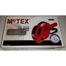 ETIQUETADORA MOTEX MX-5500 8DI