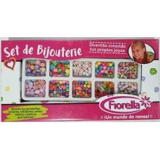 SET BIJOUTERIE X10CELD. FIORELLA 59719
