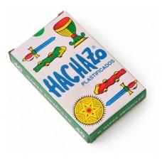 NAIPE HACHAZO X40CARTAS