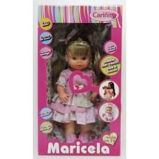 MUNECA MARICELA HABLA 0495 CARINITO