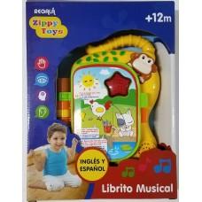 LIBRITO MUSICAL TB8589
