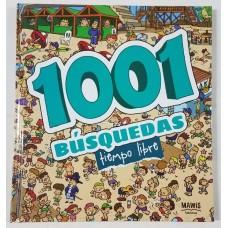 LIBRO 1001 BUSQUEDAS/TIEMPO LIBRE